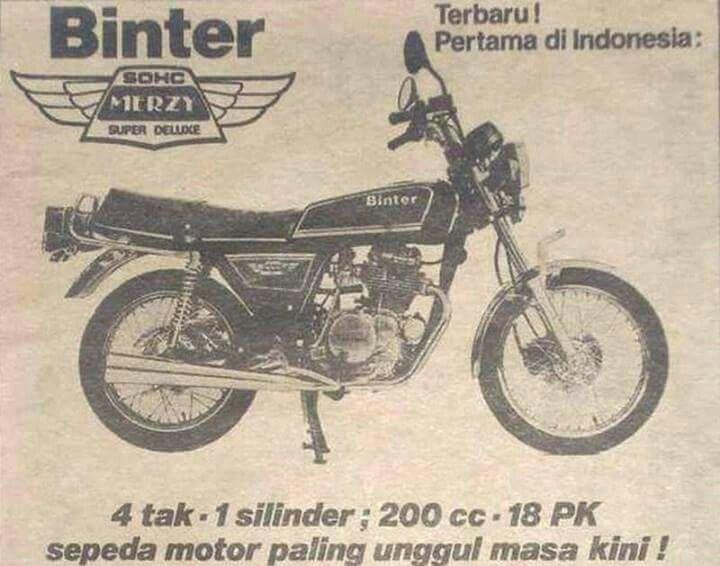 Motor Binter, 1980an