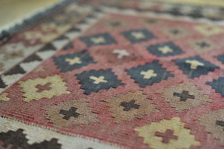2.8 x 3.8 | Vintage Kilim Rug | Theo by TheLoomHouse on Etsy