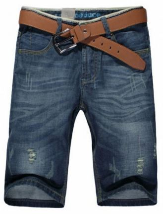 we also provide men's jeans shorts with new models