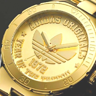 adidas originals 40th anniversary trefoil watch price