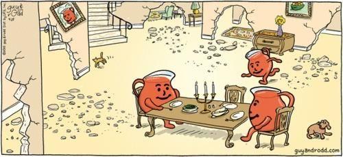 Ohhhhh-Yeahhhhh!: Funny Things, Ohhh Yeaaah, Kool Aid House, Koolaid Families, Comic, Koolaid House, Freak Hilarious, Funny Photo, Laughter