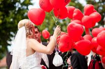 Ballonger til bröllop <3 http://www.ctiparty.se/shop/brollop-146s.html