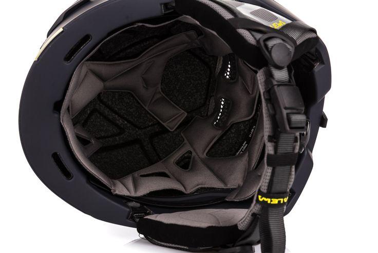 Salewa Vert_ski helmet_inside