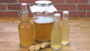 Zo maak je Gember Water om migraine, maagzuur, gewrichts- en spierpijn te behandelen