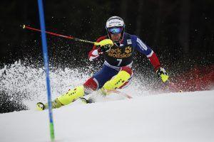 British Ski & Snowboard names 2017-18 alpine ski team.