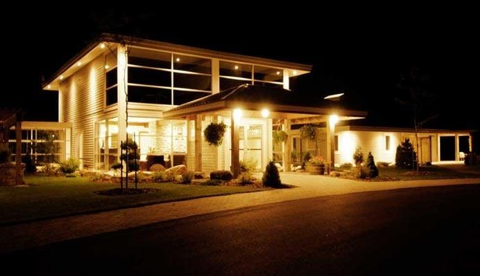 The Inn : The Inn at Huff Estates http://www.huffestates.com
