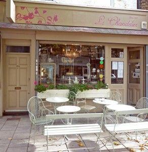 Le Chandelier, East Dulwich, Homegirl London