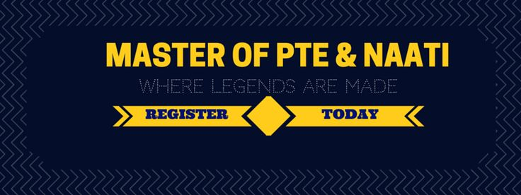 Study #PTE with us and get score equal to 8 bands