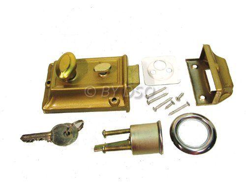 Tool-Tech Brass Effect 60mm Cylinder Door Lock 3 Keys Full Fitting Kit BML10930 Tool Tech http://www.amazon.co.uk/dp/B00A1CQLF0/ref=cm_sw_r_pi_dp_4Vmiwb0WS9H4N
