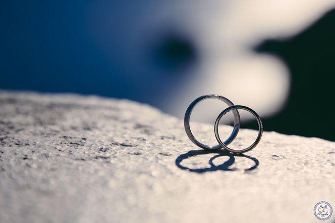 Rings   Santorini Wedding by Stella and Moscha - Exclusive Greek Island Weddings   Photo by Nikos P. Gogas