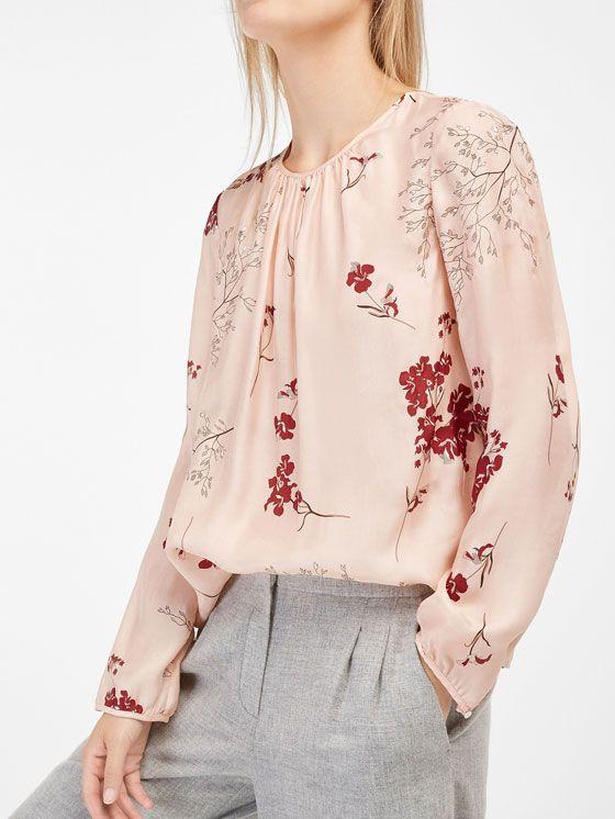 Elegant Women's Shirts & Blouses - Winter Sale | Massimo Dutti