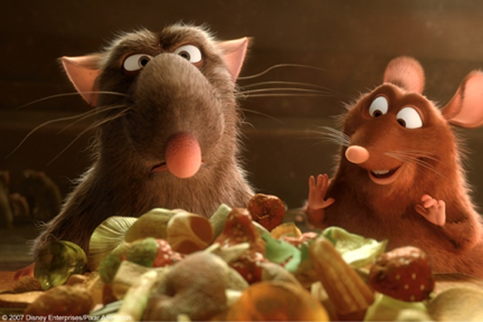 Remy and Emile ,Ratatouille
