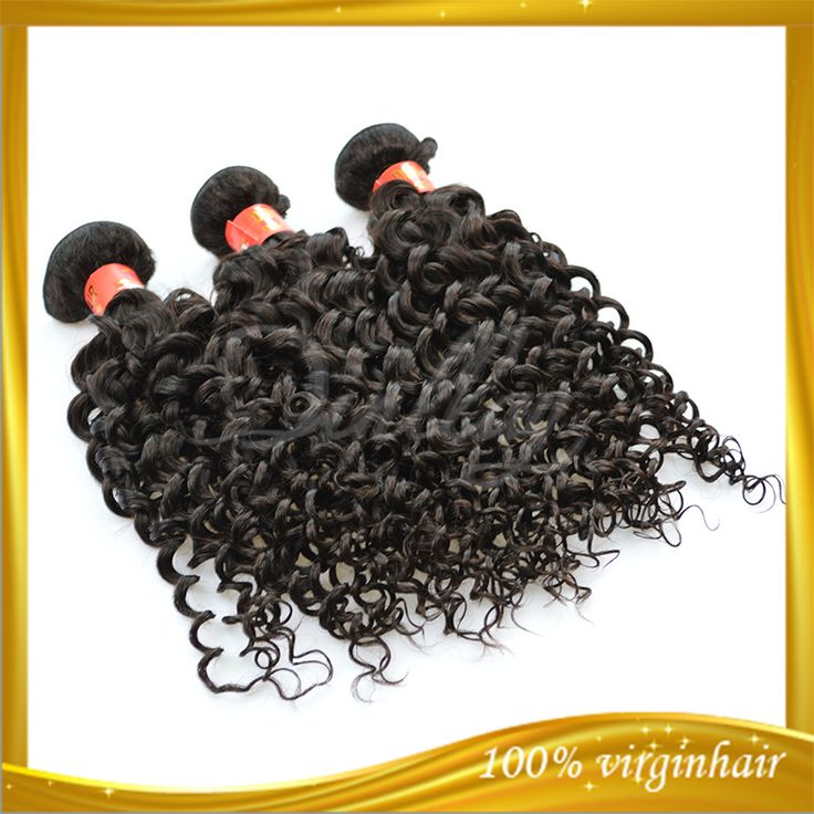 Big discount!Unprocessed american online buyer cheap virgin natural color 100 curly human hair extension