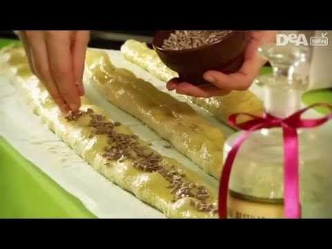 Ricette Pasquali: la treccia ripiena