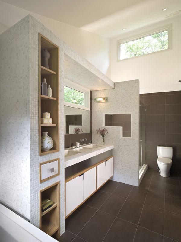 Contemporary Bathroom Niche 170 best contemporary bathrooms images on pinterest | contemporary