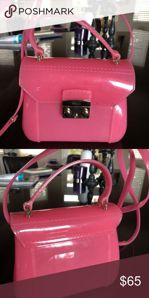 Furla Purse Authentic Furla purse.  Perfect condition Furla Bags Mini Bags