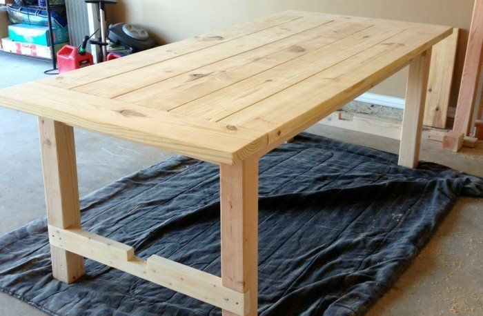 best 25 tisch selber bauen ideas on pinterest tisch diy tisch and couchtisch aus paletten. Black Bedroom Furniture Sets. Home Design Ideas