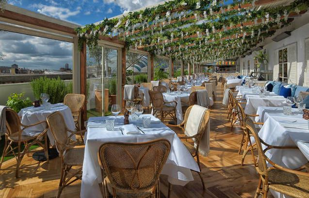 #Selfridges launches alto by #SanCarlo - its new rooftop restaurant #ProAuction #Auctioneers #Hospitality #Catering