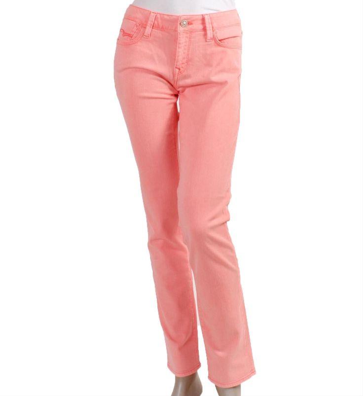 Mavi jeans Lange broek Sophie Neon roze - NummerZestien.eu