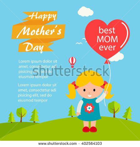 368 best Inspirations Illustrations images on Pinterest For kids - best of invitation card vector art