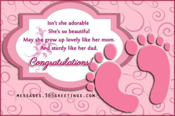 New Baby Wishes, Best New Baby Wishes Messages Messages, Greetings and Wishes - Messages, Wordings and Gift Ideas
