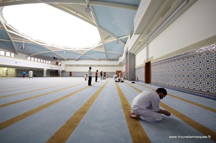 Mosquée de Strasbourg intérieur
