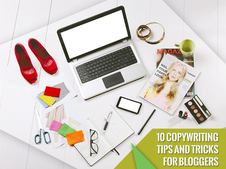 Austin Web Designs - 5 copywriting writing tips and tricks for bloggers
