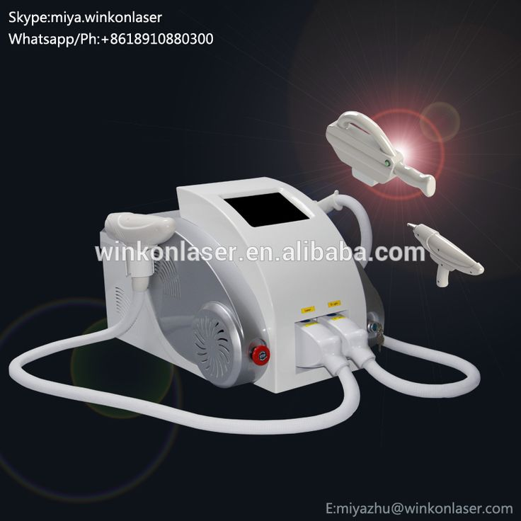 rosacea / cost laser skin resurfacing / photo facial machine