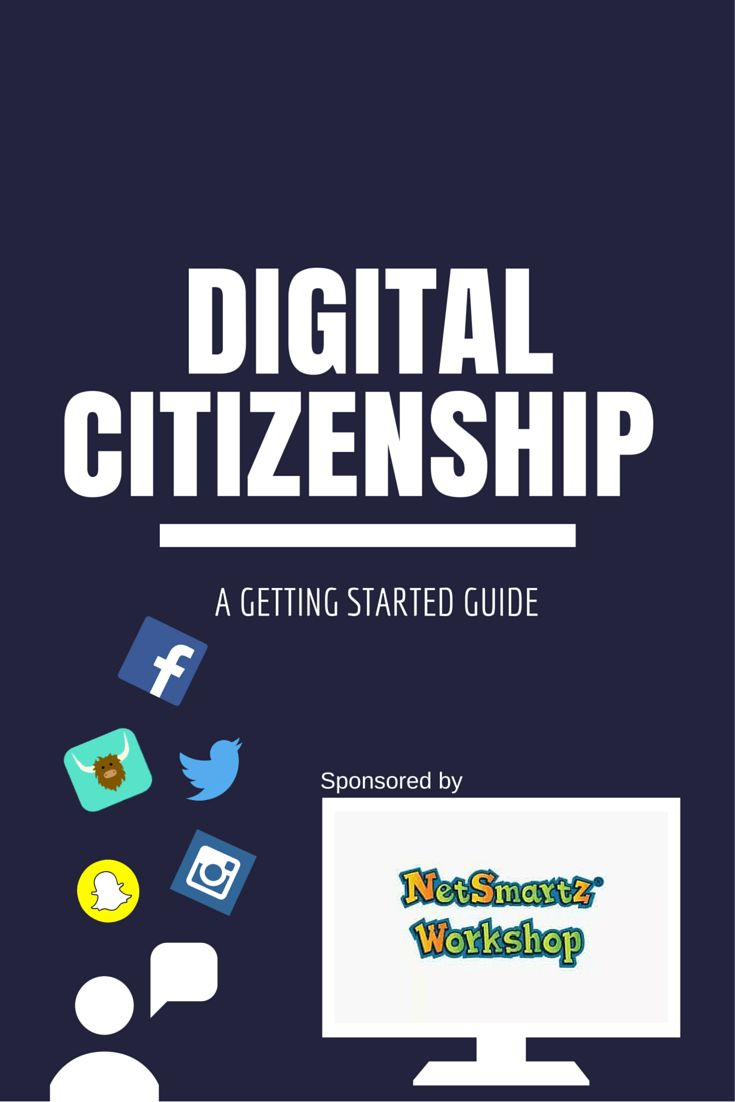 A Getting Started Guide to Digital Citizenship Education
