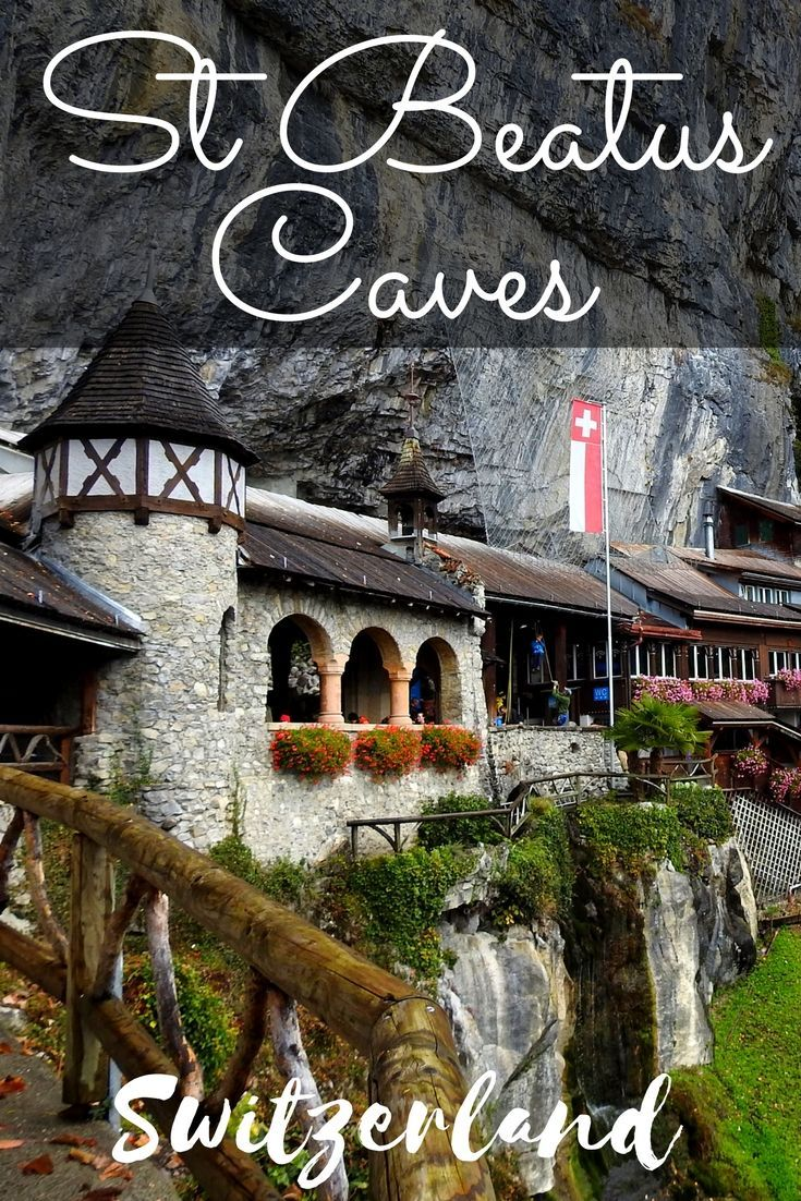 St Beatus Caves Switzerland is one of the best things to do in Interlaken. It is an impressive limestone cave system with amazing rock formations, tunnels and Caves.