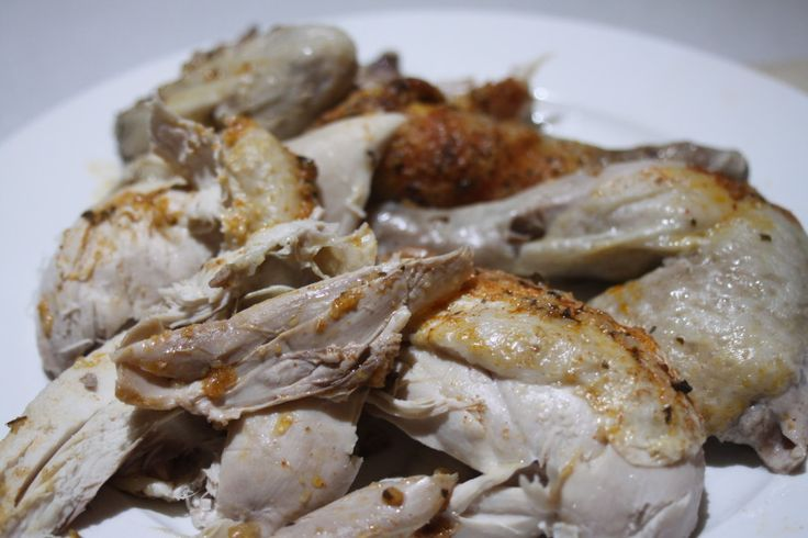 Roast Chicken Thermo Style