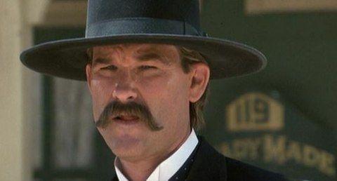 Marshal Wyatt Earp