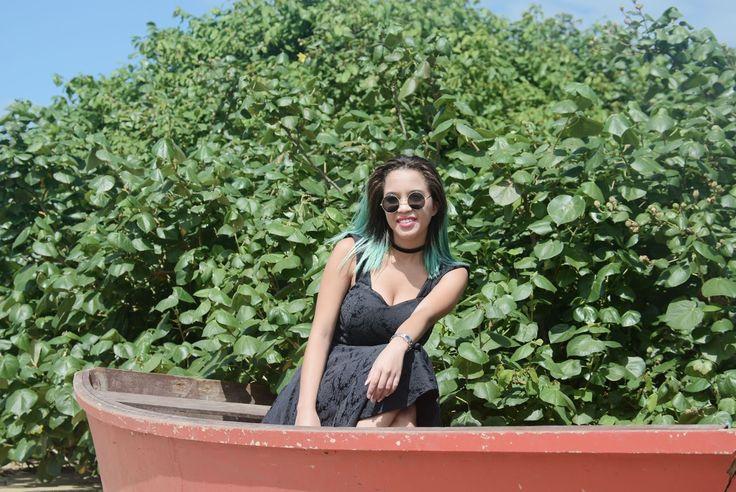 LOOK MEIO RETRO SALVO DO PINTREST - Babi Rosa