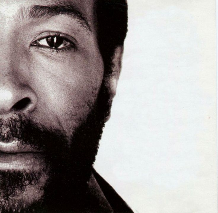 Marvin Gaye - this famous man, this amazing singer, was no stranger to grief