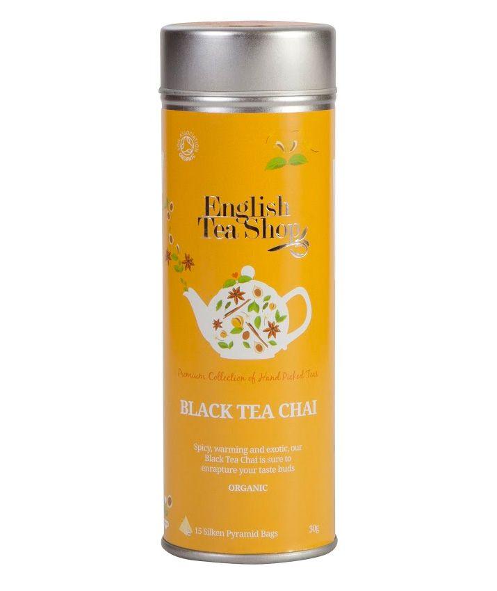 ETS 15 Fekete Chai tea -bio