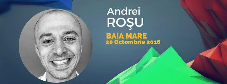 Despre performanta si depasire limite la conferinta cu Andrei Rosu din 20 octombrie la Baia Mare   One-IT blog