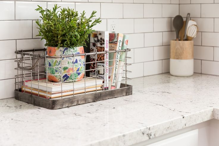 Lexi Westergard Design | Vermont Remodel | Kitchen Styling | Subway Tile