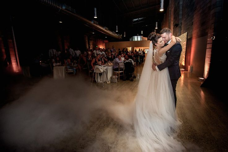 Bridal Waltz- A Wedding at The Joinery West End with DJ Ben Shipway // #GMEventGroup #DJBenShipway #BrisbaneWedding #WeddingDJ #DancingonaCloud