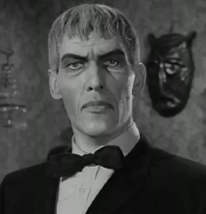 Ted Cassidy -Lurch addams family