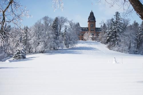 St. Olaf College (Made it on nation list of most beautiful colleges)