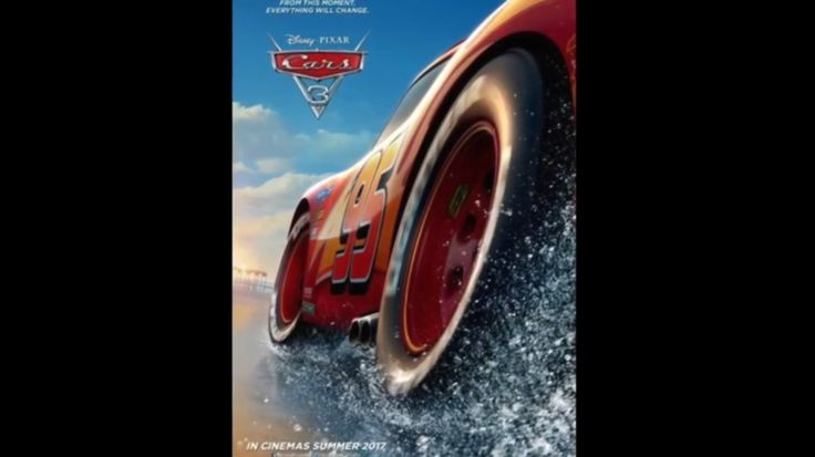 Cars 3 coming out 2017 yay