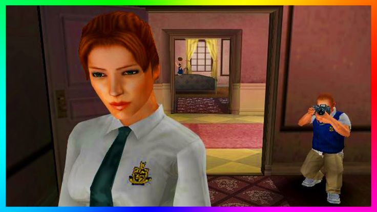 BULLY - GTA AS A KID! - NEW GIRLFRIENDS, GETTING CAUGHT & MORE! (Bully: Scholarship Edition)