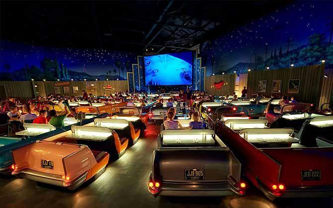 Dünyanın en iyi Sinema Salonları Cinema!