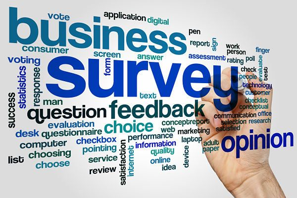 Survey for business show: untapped market for luxury reselling business
