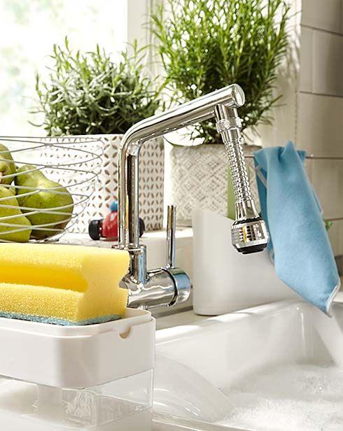Vše stále krásně čisté! Domácnost, prádlo, nábytek – v Tchibo