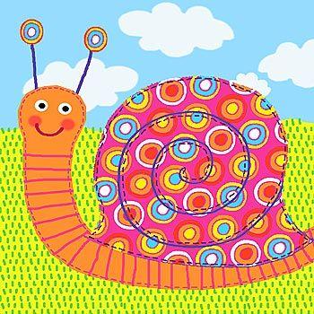 Sita The Snail - Jessie Eckel