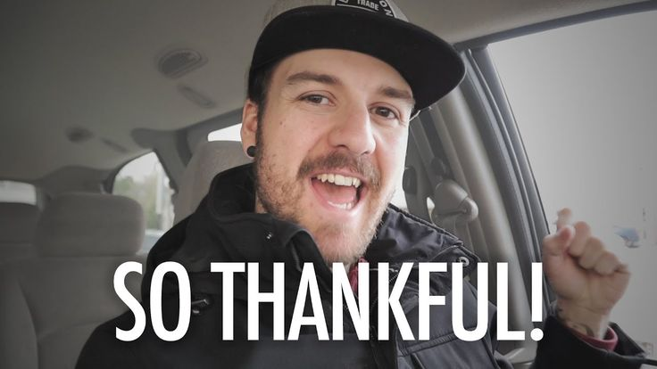 Canadian Thanksgiving | What are you thankful for?  - #DunnaVlog 36