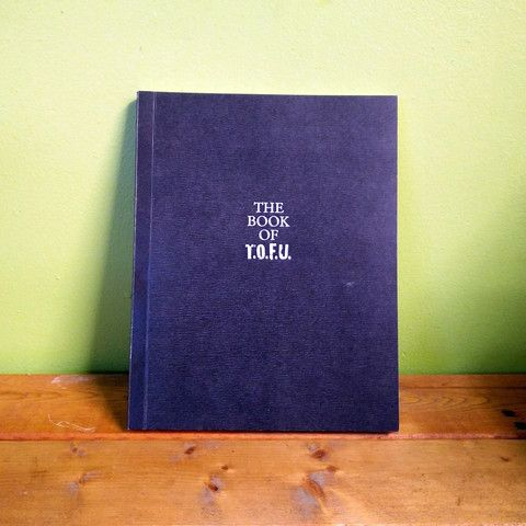 The Book of T.O.F.U. is also available in Toronto, Ontario at V Word Market. They carry a variety of vegan grocery items, and they ship within Canada and the United States.