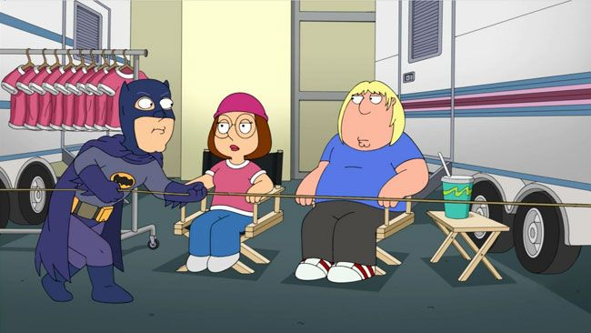 Family Guy will feature posthumous appearances by Adam West, who passed away from leukemia on June 10, 2017. EP Steve Callaghan teased two of the episodes. http://l7world.com/2017/07/family-guy-episodes-adam-west.html