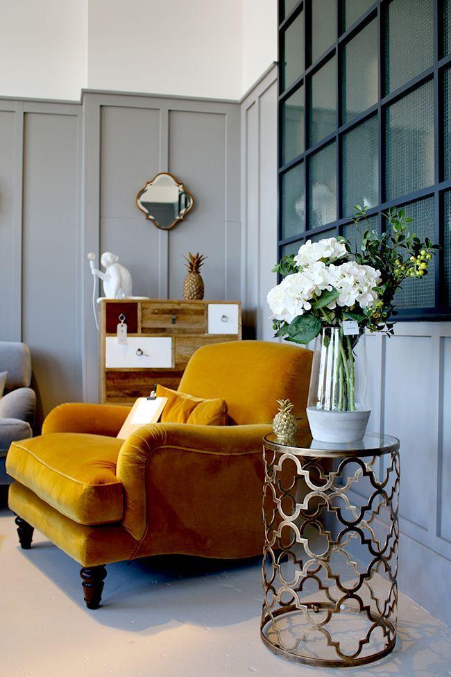 Fabulous warm but contemporary colour scheme